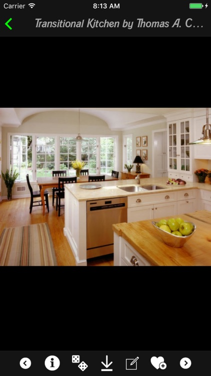 Kitchen Designs Ideas screenshot-4