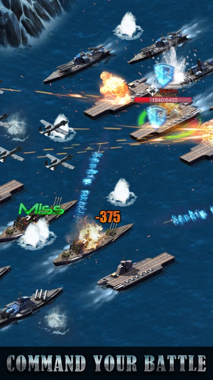 Decisive Battle Pacific screenshot-3