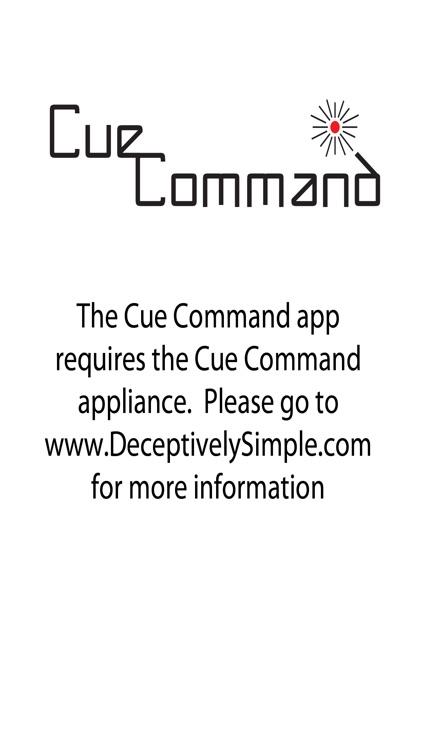 Cue Command