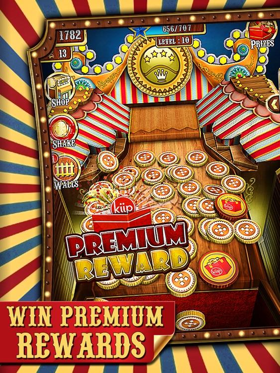 Carnival Coin Dozer HD screenshot-4