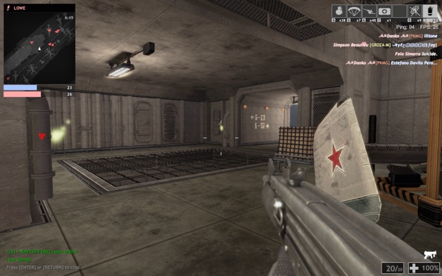 free download red crucible reloaded pc