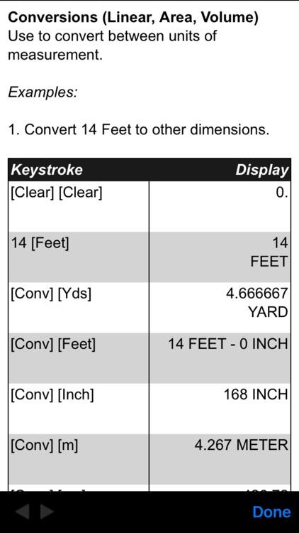 Ultra Measure Master -- Pro Conversion Calculator screenshot-3
