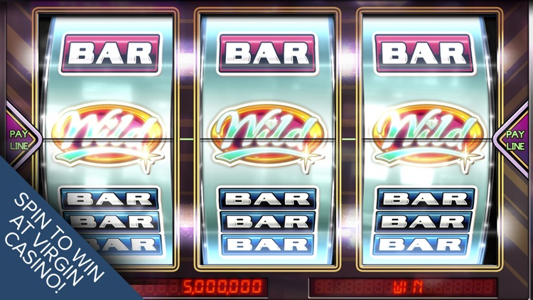 Virgin Casino: Free Vegas Slots and Casino Games screenshot-0