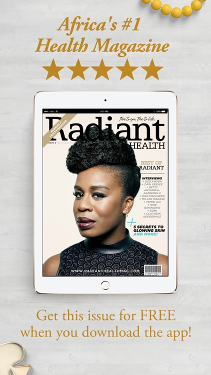 Radiant Health Magazine