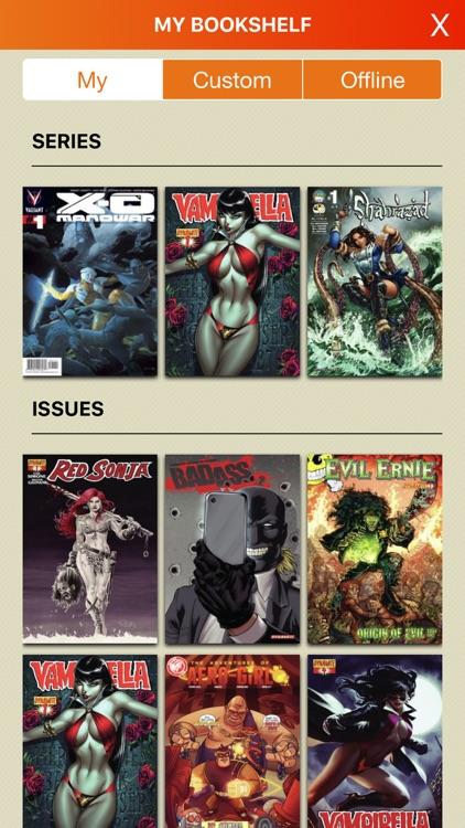 ComicBlitz - Unlimited Digital Comics! screenshot-3