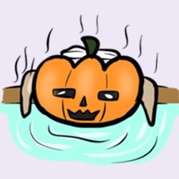 Pumpkin Dog Halloween