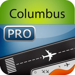 Columbus Airport Pro (CMH) + Flight Tracker