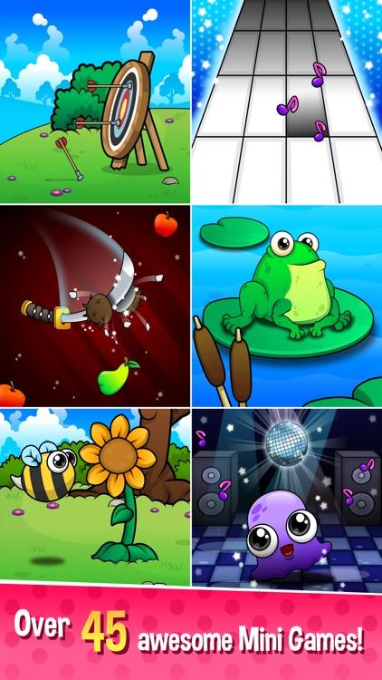 Moy 5 - Virtual Pet Game screenshot-4