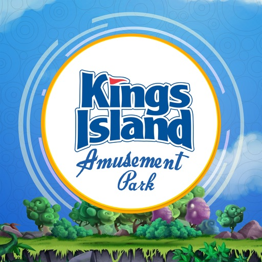 Great App for Kings Island Amusement Park