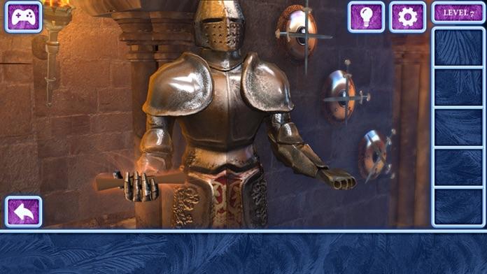 Frozen Escape Screenshot