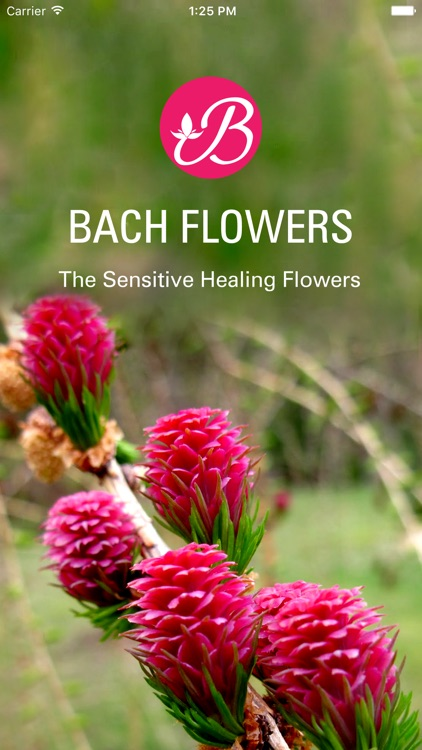 Bach Flowers Remedies