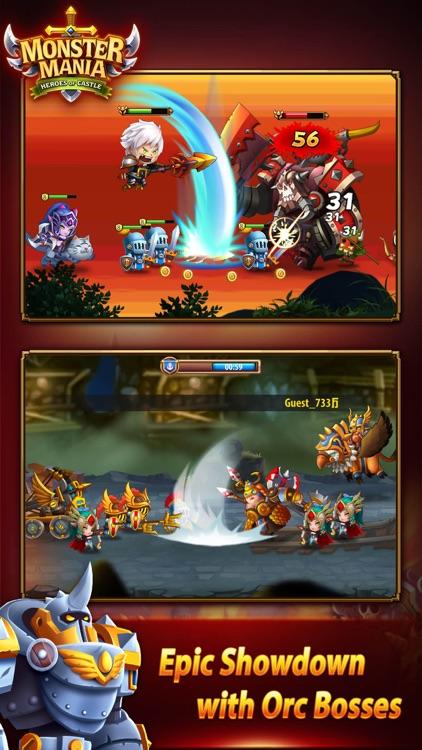 Monster Mania: Brave PvE screenshot-4