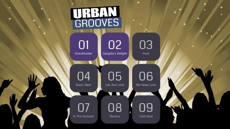 Urban Grooves - Loops, Beats & Drums (Premium)