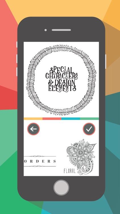 Vanillapen pro – Poster Maker screenshot-3