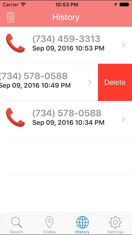 Reverse Phone Lookup PRO screenshot-3