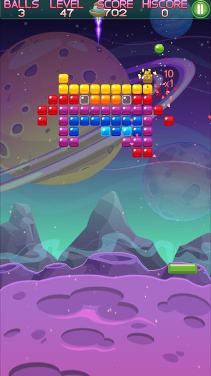 Alien Brick Breaker screenshot-3