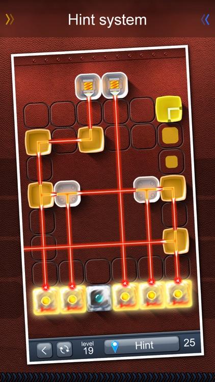 Laser Box - Puzzle screenshot-4