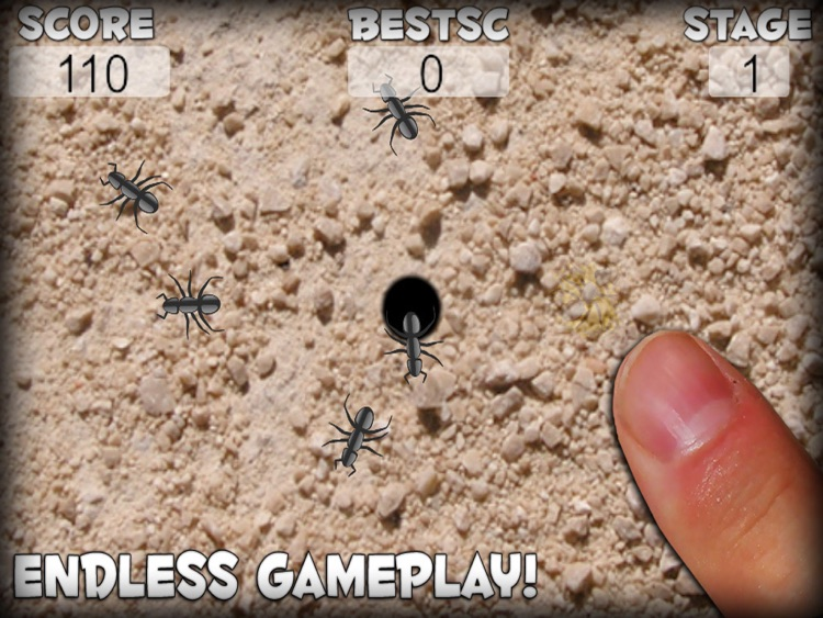 Ant Destroyer HD