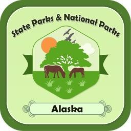 Alaska - State Parks & National Parks Guide