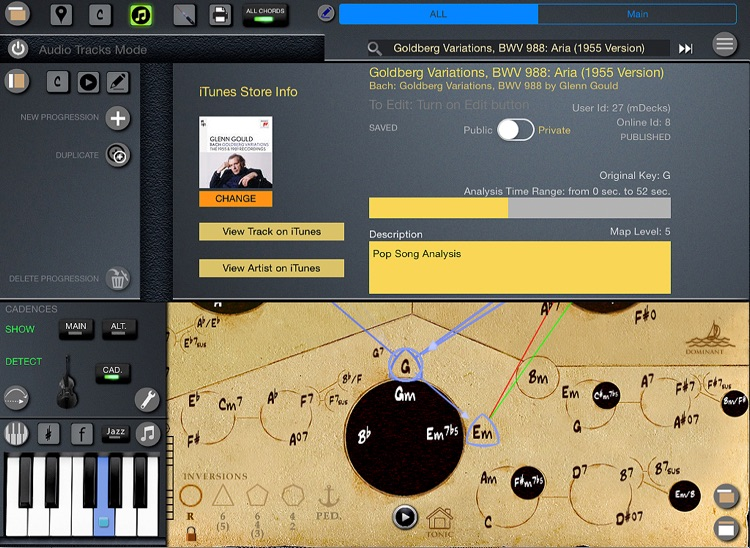 Mapping Tonal Harmony Pro screenshot-2