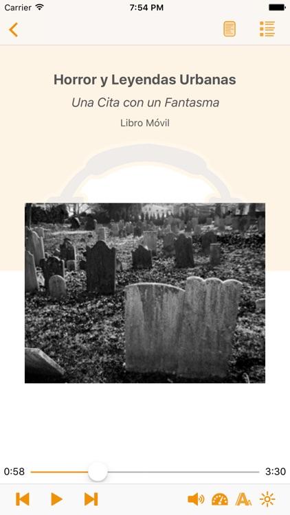 Horror y Leyendas Urbanas - AudioEbook