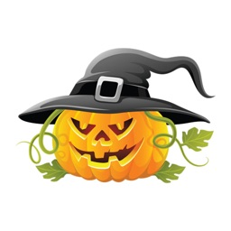 Halloween Party Bundle Stickers for iMessage