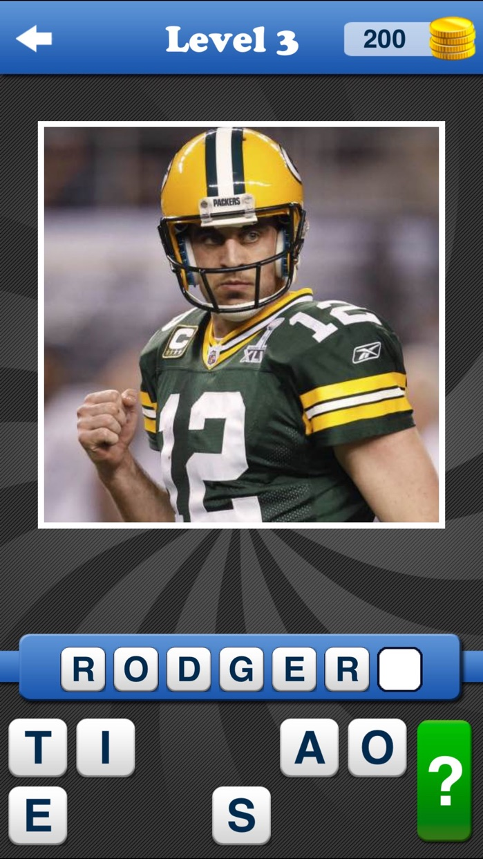 Who's the Player? Madden NFL Mobile Football Quiz! Screenshot