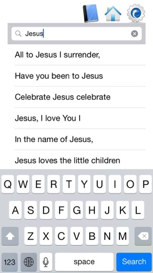 English Christian Song Book On The App Store