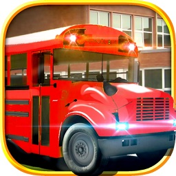 School Bus Driving - Christmas Game
