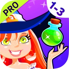 Activities of Candy Witch Games for Kids. Premium!