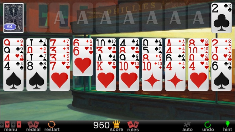 Full Deck Solitaire screenshot-3