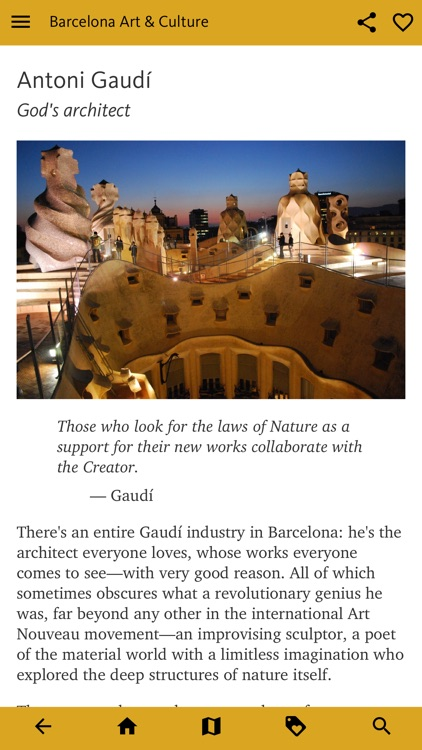 Barcelona Art & Culture Travel Guide screenshot-4