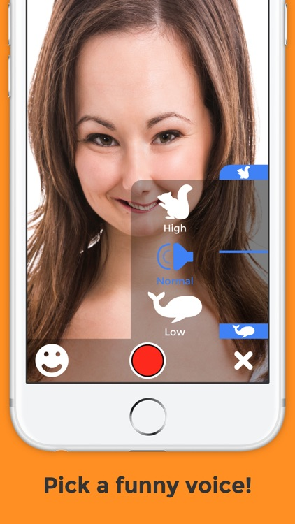 BendyBooth Face+Voice Changer: Make funny videos