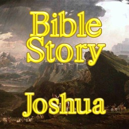 Bible Story Wordsearch Joshua