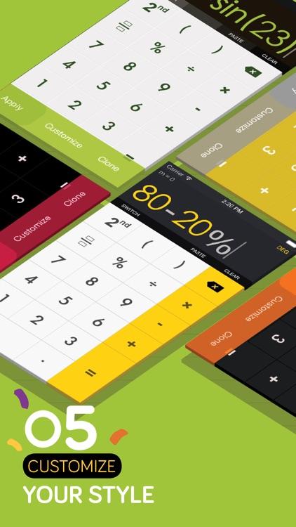 Calculator + screenshot-4