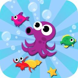 Fish Preschool Adventures - Kids Educational Games