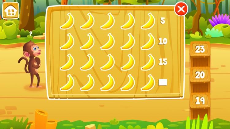 Math Jungle : Grade 2 screenshot-4