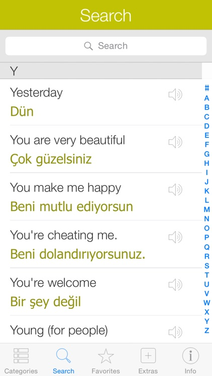 Turkish Pretati - Speak with Audio Translation screenshot-3