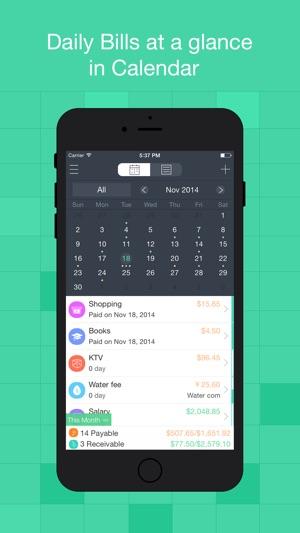 best bill tracking app iphone