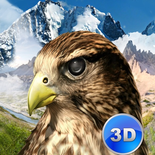 Wild Falcon Survival Simulator 3D