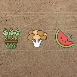 Fruit and Veg Stickers