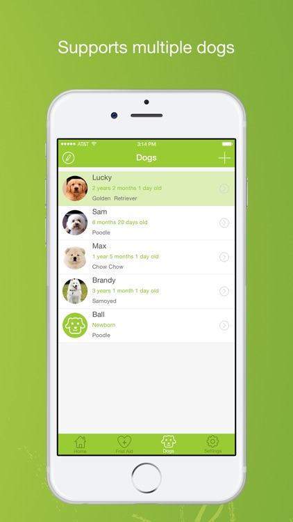 Dog Buddy Pro - My Dog File and First Aid screenshot-4