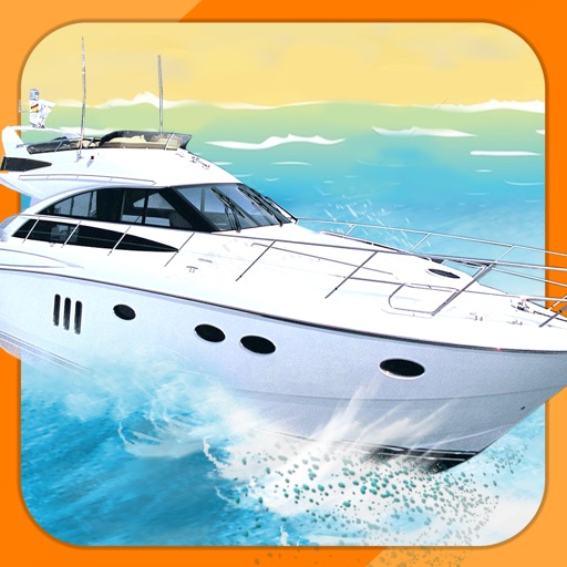 Ace 3D Boat Parking Speedboat Driving Simulator