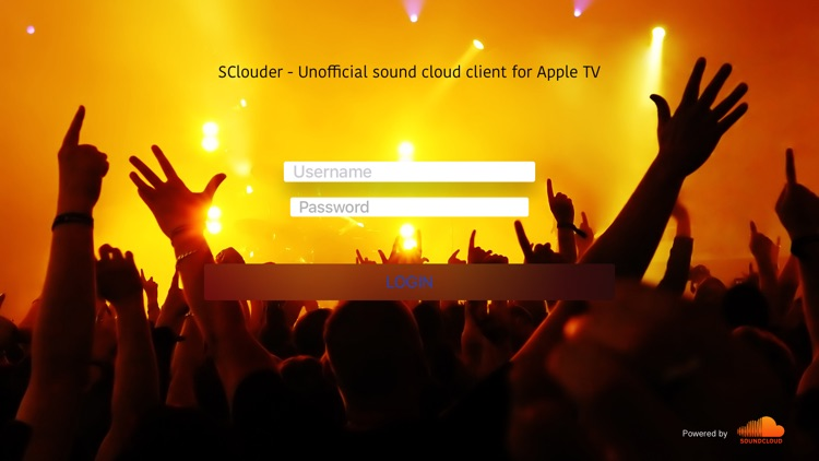 SClouder - Streaming Music with Chromecast support for SoundCloud