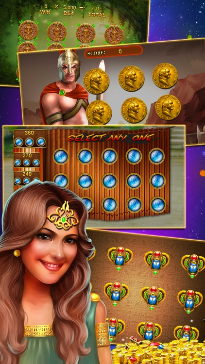 Pharaoh's Way Slots - Egypt Casino Slot Machines screenshot-4