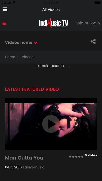 IndiMusic TV screenshot-3