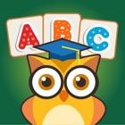 アルファベット-abc 英語 学習 ゲーム 知育 無料 子供向け icon