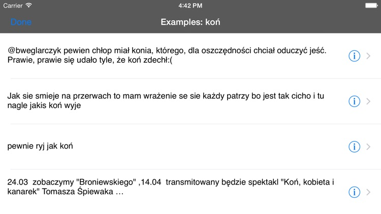 Polish Translator screenshot-3