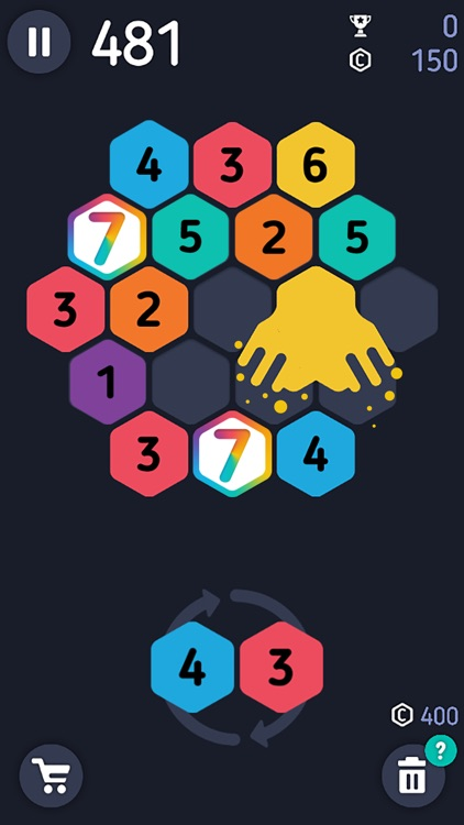 Make7! Hexa Puzzle screenshot-0