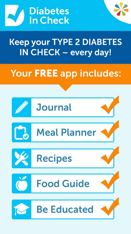 Diabetes in Check: Blood Glucose & Carb Tracker